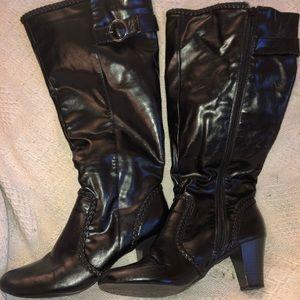 "Life stride ""Upbraid 2"" Black boot"